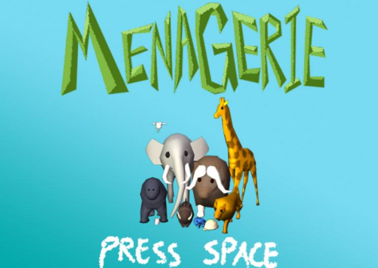 Menagerie - Global Game Jam 2014