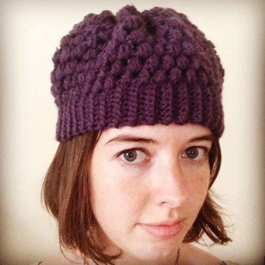 Crochet Butt Hat