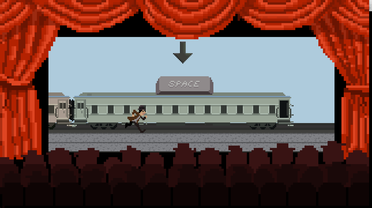 Trouble on the Tracks Game