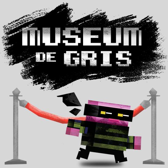 Museum de Gris (3D models, art, and music)
