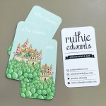 Ruthie Edwards Business Cards