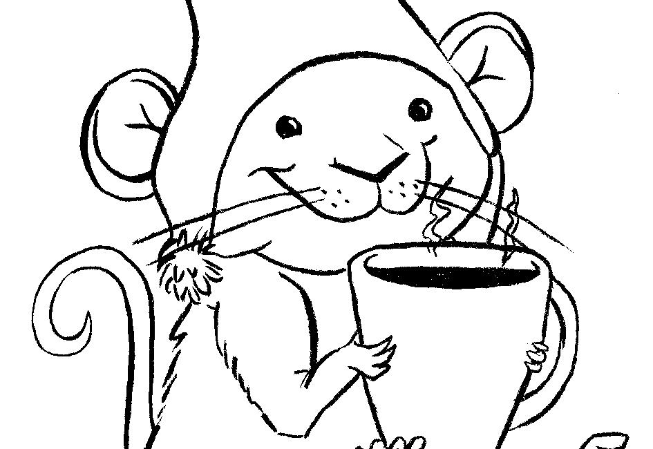 Cocoa Mouse
