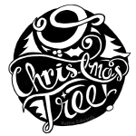 Oh Christmas Tree Hand Lettering