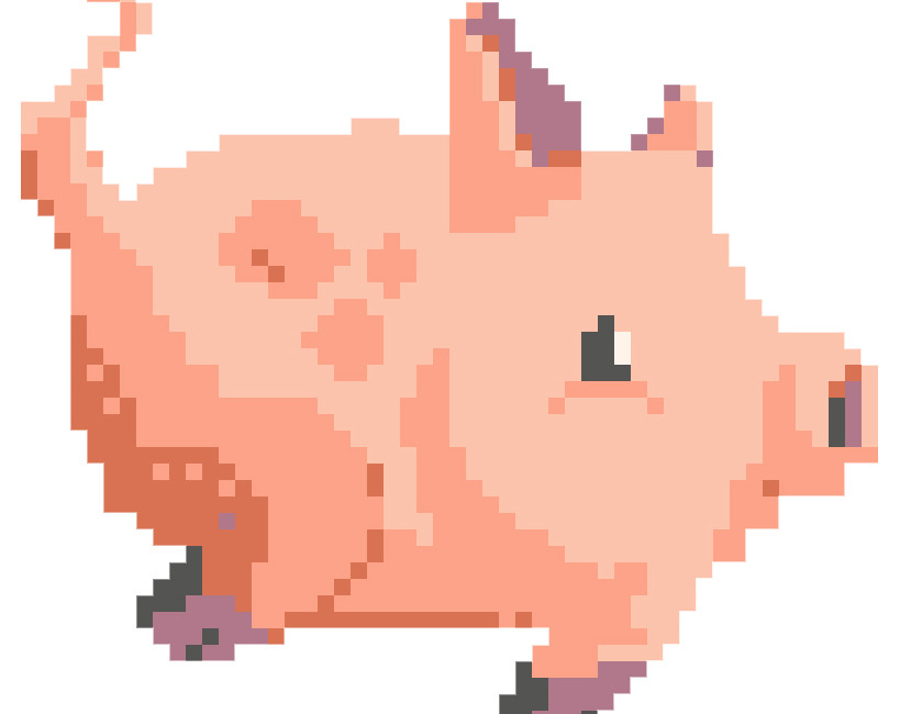This Little Piggy – A Game about Eating