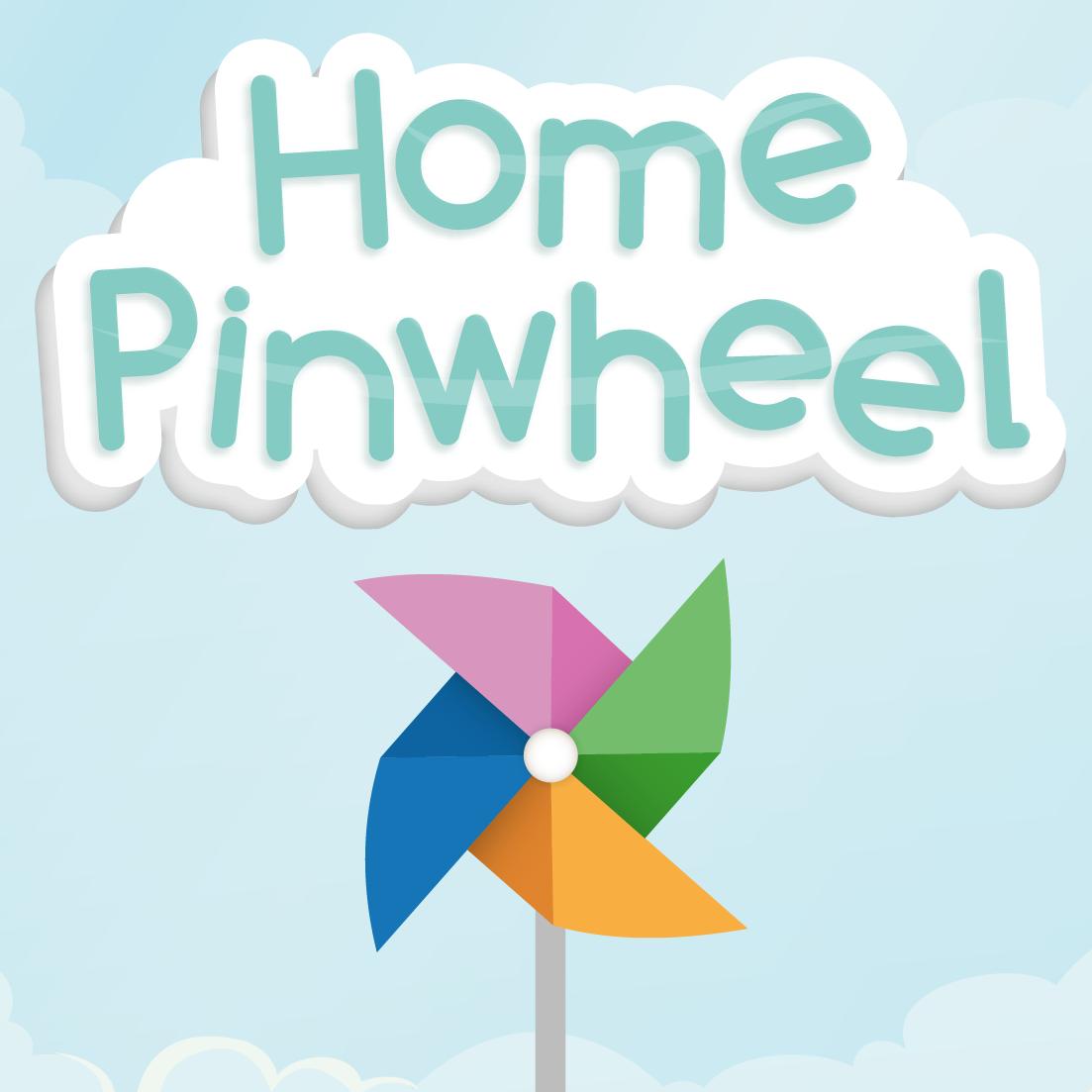 Nestiny - Home Pinwheel (code, graphics, & animation)