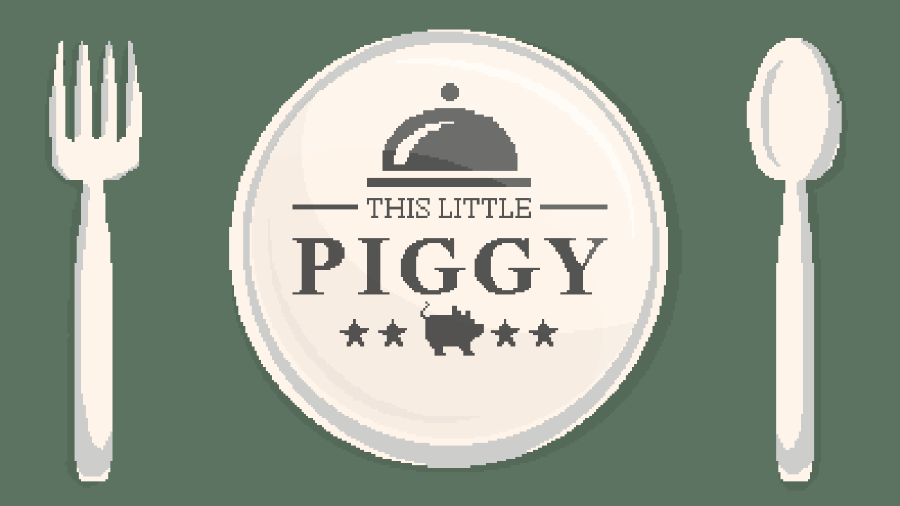 This Little Piggy game by Ruthie Edwards