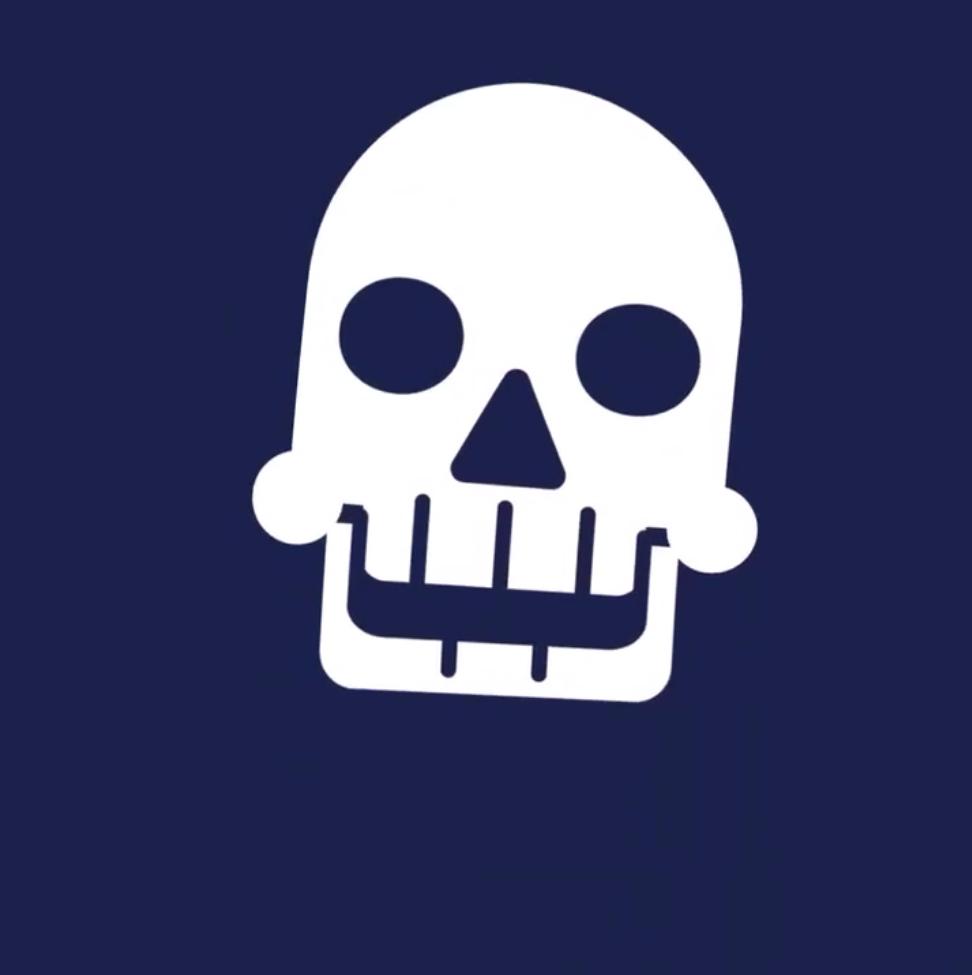 Spoopy Skull (Vine)